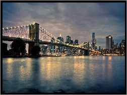 Nowy York, Most, Brooklyn Bridge